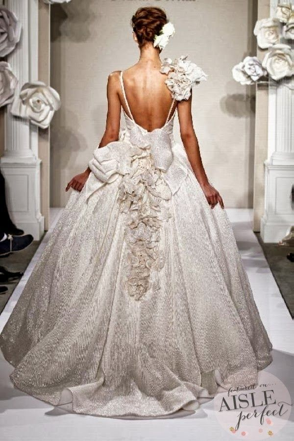 Wedding Dresses Pnina Tornai 2013 Collection The O 39 Jays