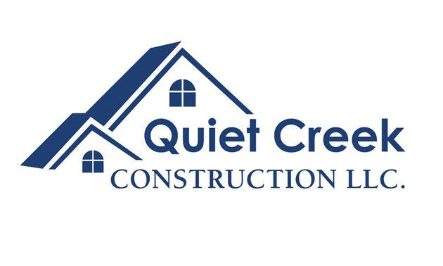 Quiet Creek Construction logo | Big Fat Logos