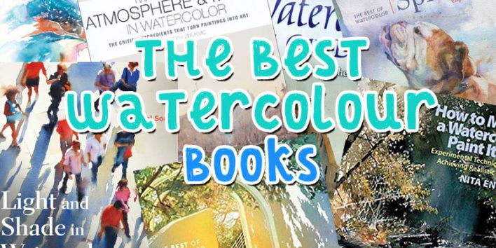 What Are The Best Watercolour Books For Beginners To Advanced