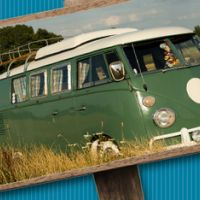 Would you like to grab the keys for your very own classic campervan, and go on an adventure for just filling out a form and answering some questions?