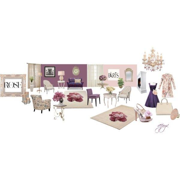 """Romantic Paris"" by viktoria-vepy on Polyvore"
