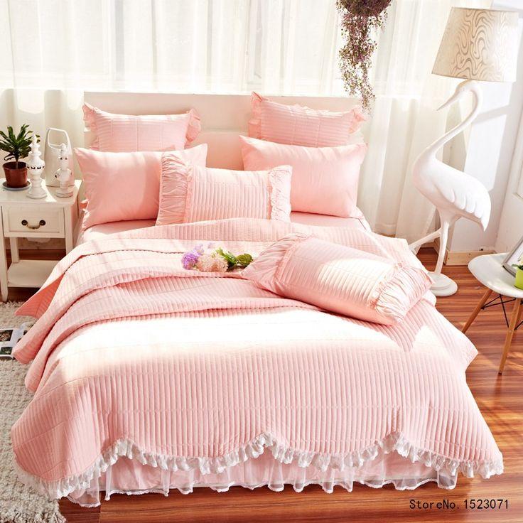 Best 25+ Pink comforter ideas on Pinterest | Blush pink ...