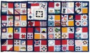 Stitching North Carolina: The One Hundred County Quilt Project