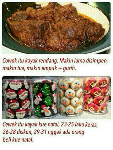 Cewe vs Cowo