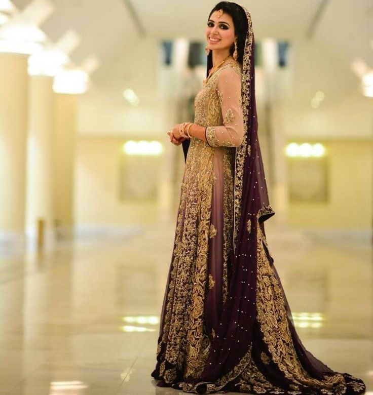 Pakistani Wedding Dresses Designs For Mehndi, Barat, Walima With Pictures | EStyleOut