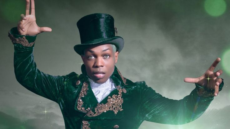 Could Todrick Hall Hall's Straight Outta Oz Become a Broadway Musical? | Playbill