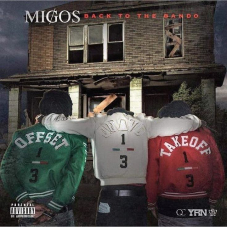 """Migos x QC The Label present """"Back To The Bando"""""""