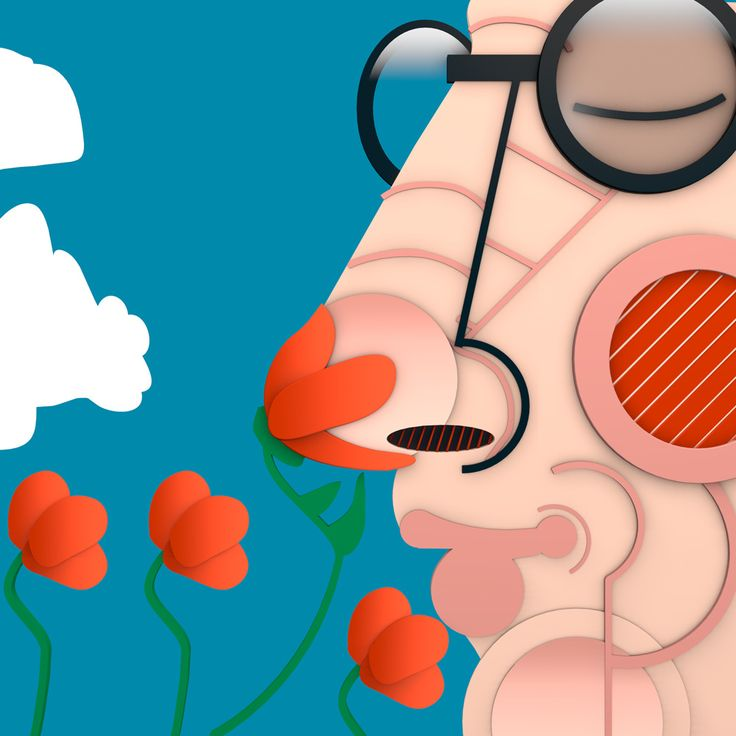 Flower Hug - Welcome to the studio of Aaron W. Bjork!