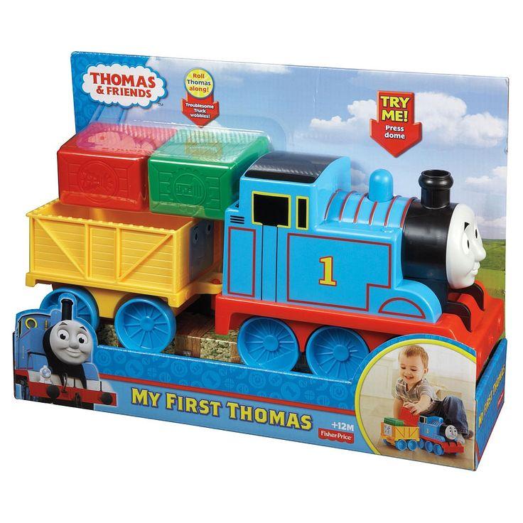 "Thomas the Train: Large Thomas Engine - Mattel - Toys""R""Us"
