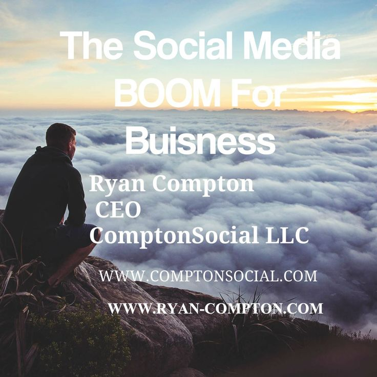 Compton Social Managed Social Media Management By ComptonSocial Compton Social, Social Media Experts.. #socialmedia