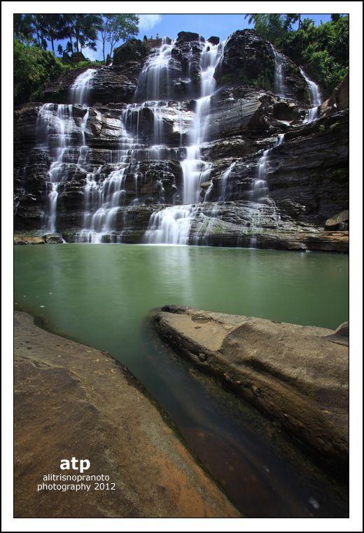 Cigangsa Waterfall - Cigangsa, Jawa Barat