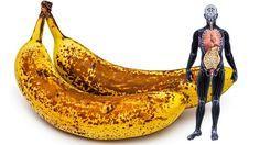 Lo que le sucede a tu cuerpo si comes dos banana por día - TuSalud.Info