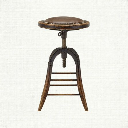 16 best images about bar stools on pinterest outdoor fabric english and squares - Madeleine bar stool ...