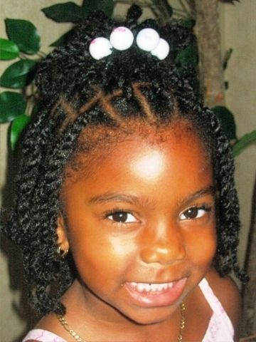 Black Girls Hairstyles For Kids Trends