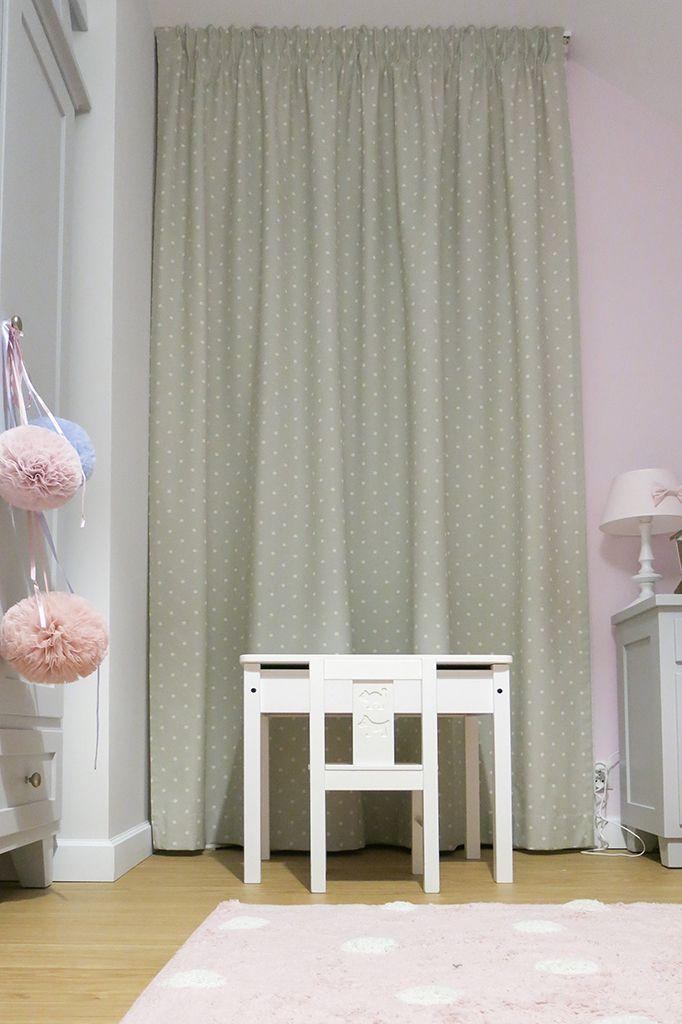 #styleathomepl #zasłony #pokojdzieciecy #pokojdziewczynki #kropki #pokojdziewczynki# #tkanina #tkaninydekoracyjne #dekoracje #dekoracjeokienne #dekoracjetekstylne #aranżacja #szycienazamówienie #szycie #szycienamiare #projekt #okna #wnetrza #blinds #romanblinds #curtains #childrenroom #interior #interiordesign #window #fabric #home #homedecor