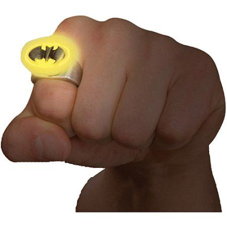 Batman Ring Adult Halloween Accessory