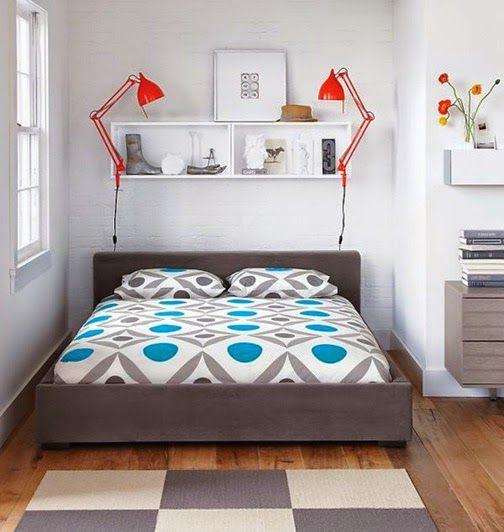 M s de 1000 ideas sobre dormitorio peque o en pinterest - Ideas dormitorios pequenos ...