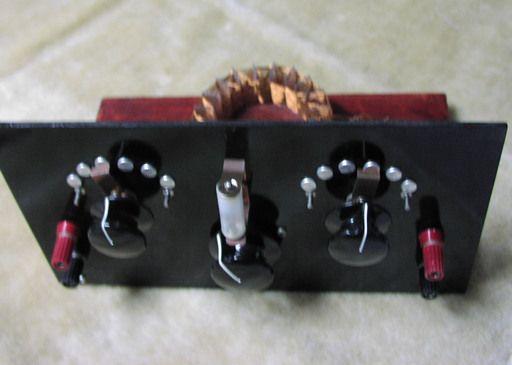 鉱石ラジオ・ゲルマニウムラジオの製作