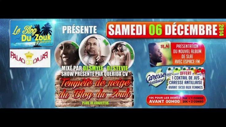 SOIREE le Samedi 6 Décembre au Palacio SLAI - MARYSA - PHYLLISIA ROSS - ...