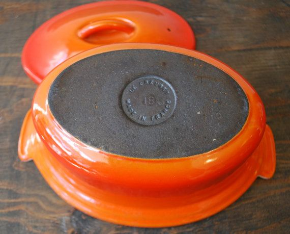 le creuset by Mascotvintage on Etsy, $60.00