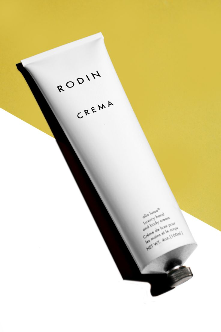 Rodin Crema, love the simplistic packaging