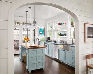 17 Best Images About Coastal Kitchens On Pinterest Beach