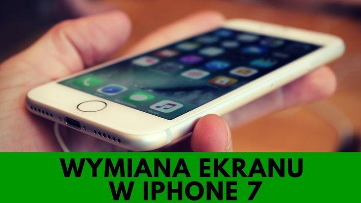 iPhone 7 - Wymiana Ekranu LCD [PORADNIK]