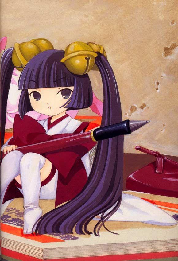 A5236237 กระท ฆ าเวลา 7 Artbook Chobits Fan Book Clamp การ ต น Anime Anime Nerd I Love Anime