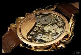 Ručně vyrobené hodinky českého hodináře Luďka Seryna