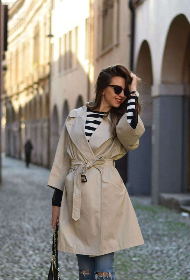 Trench Coat Outfit - You Should Definitely Try It This Spring