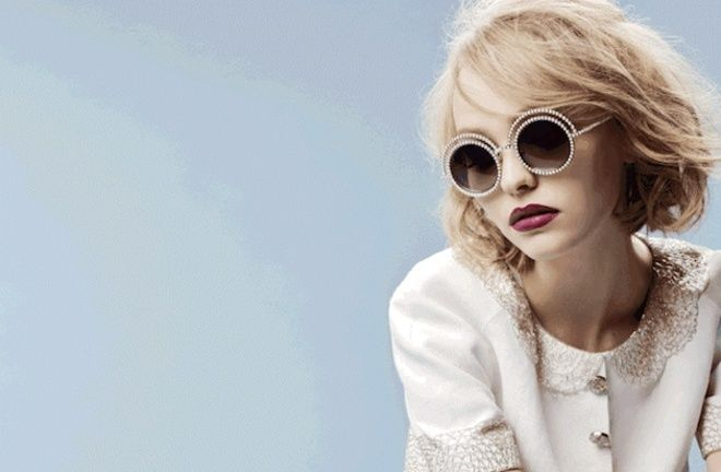Lily-Rose Depp Is The New Face of CHANEL   Fashionsnap.com