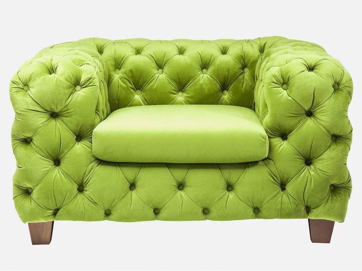 Fotel My Desire I zielony — Fotele — KARE® Design