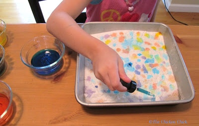 The Chicken Chick: Magic Potion Activity for Kids. Good, clean fun.