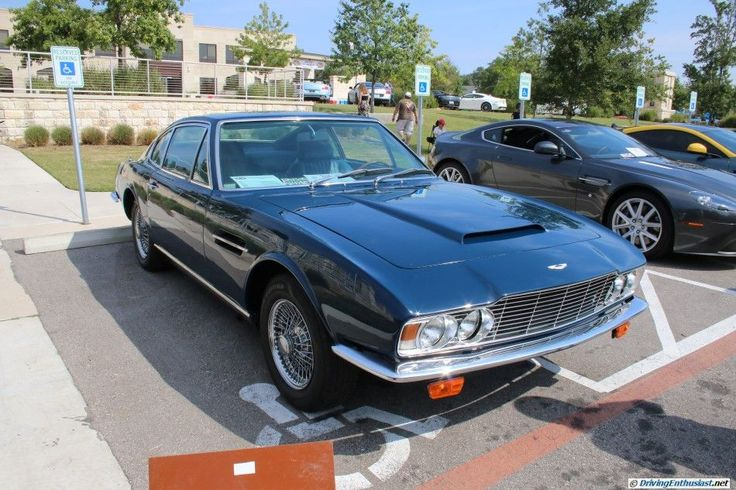 1969 Aston Martin DBS. Maintenance/restoration of old/vintage vehicles: the material for new cogs/casters/gears/pads could be cast polyamide which I (Cast polyamide) can produce. My contact: tatjana.alic@windowslive.com