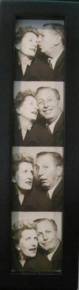 Walt & Lillian