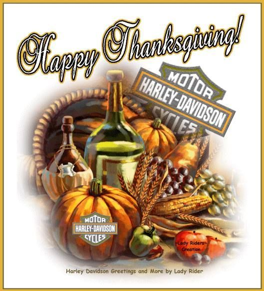 28 Best Harley Thanksgiving Images On Pinterest Crafts And Holiday