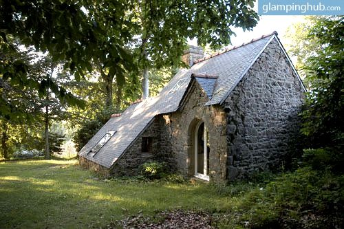 Glamping France | Luxury Cottage Rental Brittany