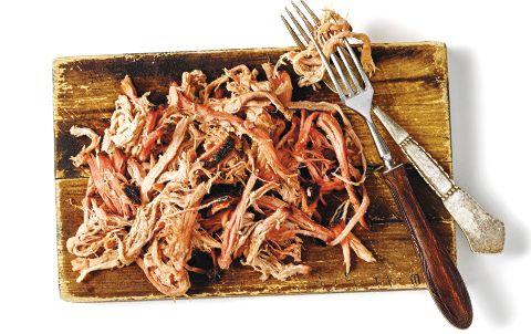 Pulled pork, Webers grillopskrifter