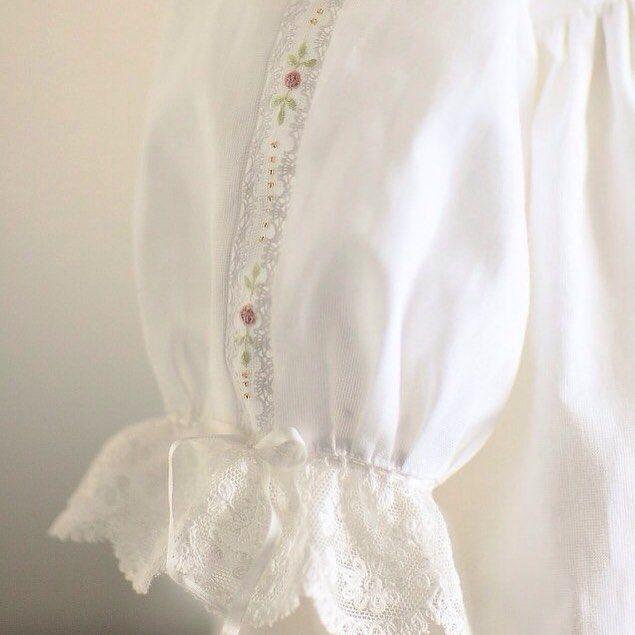 Платье для крещения. На заказ! #МарияГригорьева #MariaGrigorieva #платье #православие #платьедлямалышки #крещение #крестины #вышивка #назаказ #традиция #праздник #treasures #beauty #нежность #платьепринцессы #платьедлядевочки