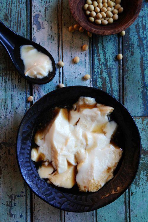豆乳で作るからヘルシー!台湾の伝統的スイーツ「トウファ」のレシピ