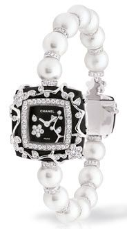 Rosamaria G Frangini | Pearl Poetry | Watches Jewellery | Chanel Watch