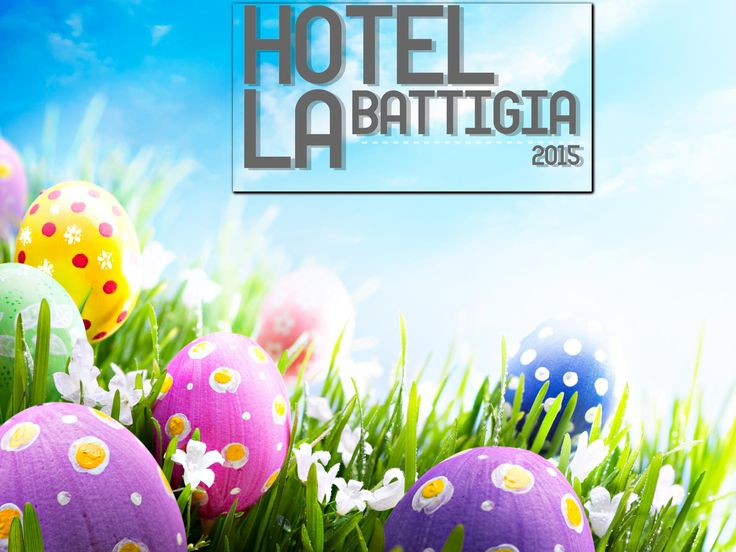 Buona Pasqua da Hotel La Battigia!!!