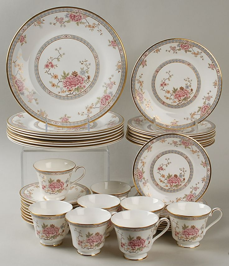 Quot Canton Quot China Pattern From Royal Doulton China