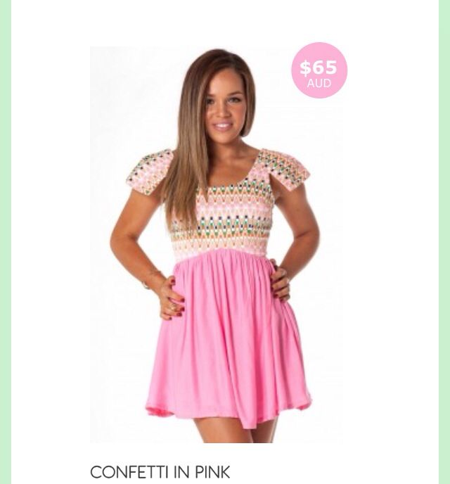 Pretty dress for all occasions Available from: www.showpo.com