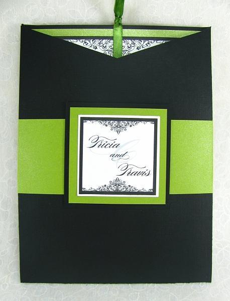 80 best fancy invites images on pinterest invitations weddings green and black jacket invitation stopboris Choice Image