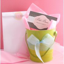 Gift wrapping options available