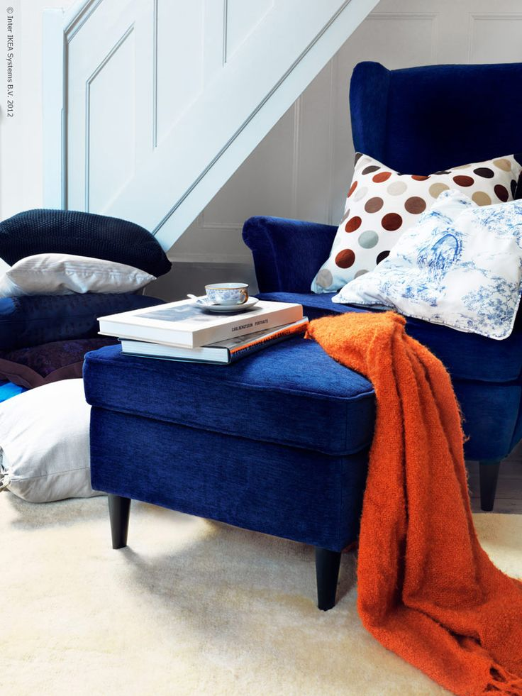 strandmon ikea chair blue room too pinterest chairs ikea chair and blue. Black Bedroom Furniture Sets. Home Design Ideas