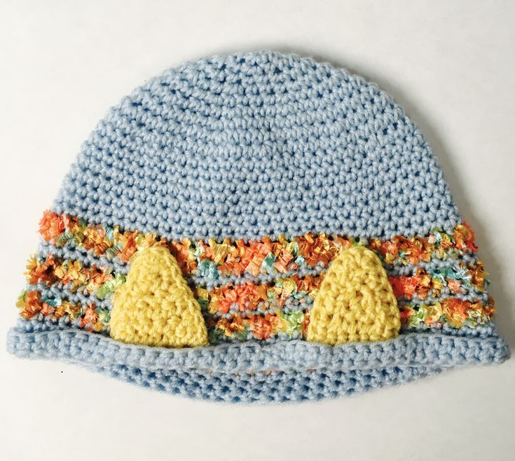 LemonBerry Fitted Chapeau  Designed in 2013.