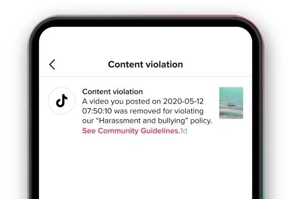 Tiktok Will Now Tell You Why It Removed Your Video Told You So How To Remove Video