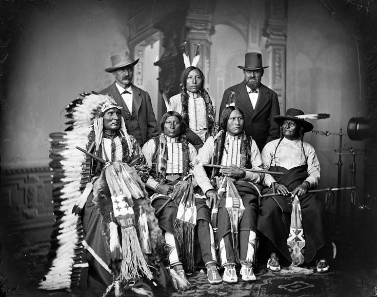 native american indians pictures | Native Americans, Sioux Indians, Back Photograph - Native Americans ...